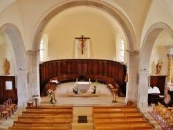 Photo paysage et monuments, Hauteville-Lompnes - L'église