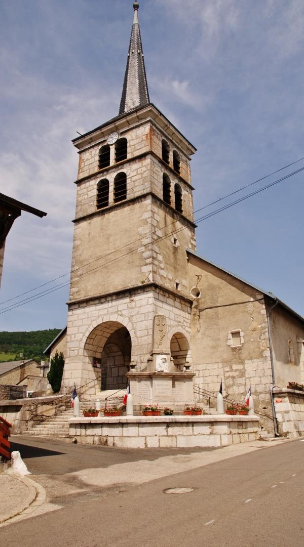Photo Hotonnes - L'église