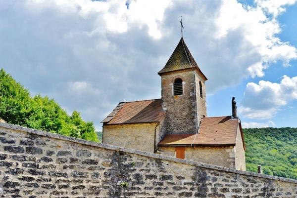 Photo Journans - Chapelle