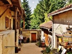Photo paysage et monuments, Journans - La Commune