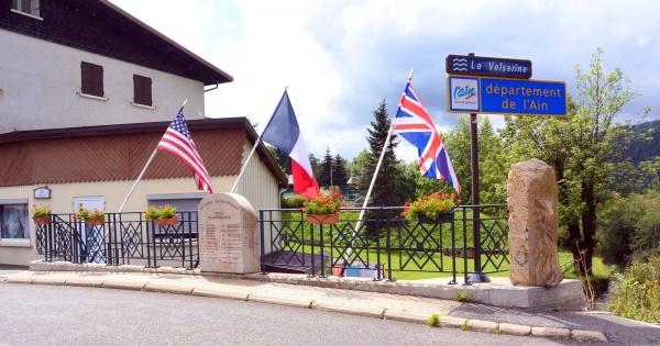 Photo Mijoux - Mijoux Ain-Le pont Charlemagne.