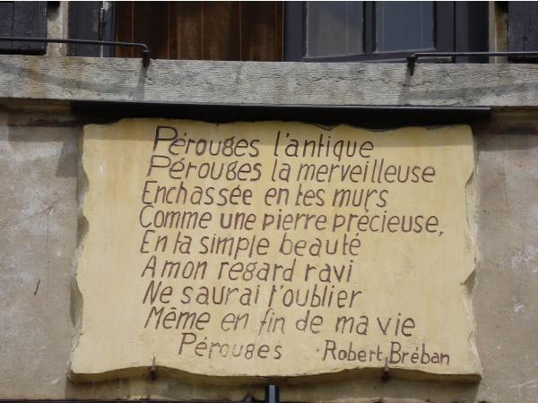 hommage à Pérouges