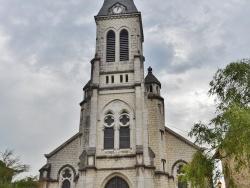 Photo paysage et monuments, Poncin - église St Martin