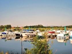 Photo paysage et monuments, Pont-de-Vaux - Pont de Vaux-01-Port fluvial.