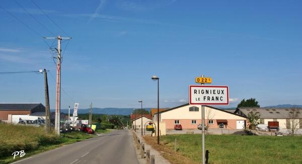 Rignieux Le Franc 01800