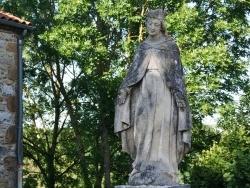 Photo paysage et monuments, Rignieux-le-Franc - Statue