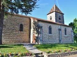 Photo paysage et monuments, Rignieux-le-Franc - *église St Paul