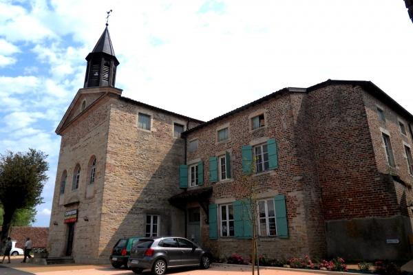 Saint Trivier de Courtes.01.Espace de la Carronnière.