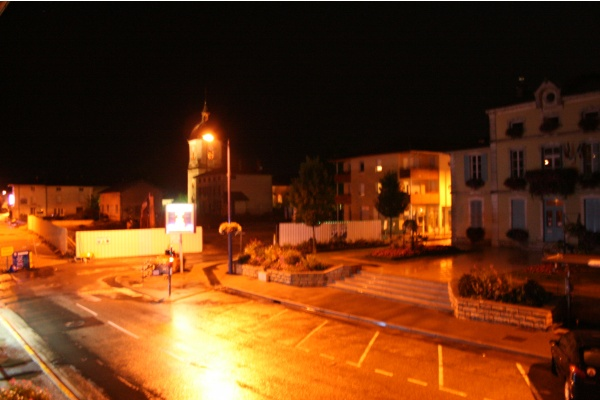Viriat France  City new picture : Un soir d'orage sur Viriat une photo de Viriat