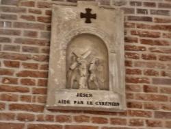 Photo paysage et monuments, Abbécourt - le chemin de croix église st jean Baptiste