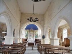 Photo paysage et monuments, Abbécourt - église St jean Baptiste