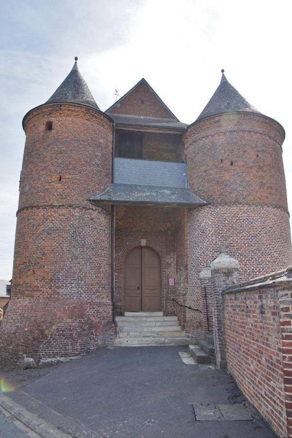 Photo Archon - église Saint Martin