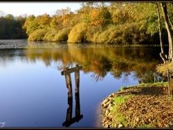 Photo paysage et monuments, Artonges - étang
