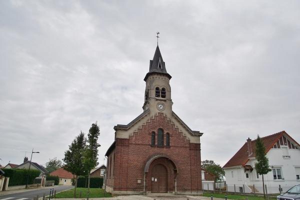 Photo Autreville - église Saint Remi
