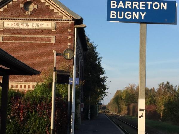 Photo Barenton-Bugny - Notre commune a t elle changé de nom ????