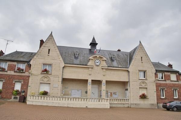 Photo Barisis - la Mairie