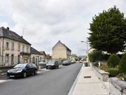 Photo paysage et monuments, Bucy-le-Long - le village
