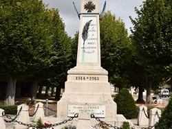 Photo paysage et monuments, Bucy-le-Long - le monument aux morts