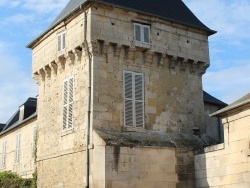 Ancien chateau de Villeblain