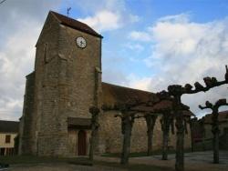 Photo paysage et monuments, Le Charmel - Eglise du Charmel
