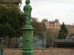 Photo paysage et monuments, Le Charmel - Château du Charmel
