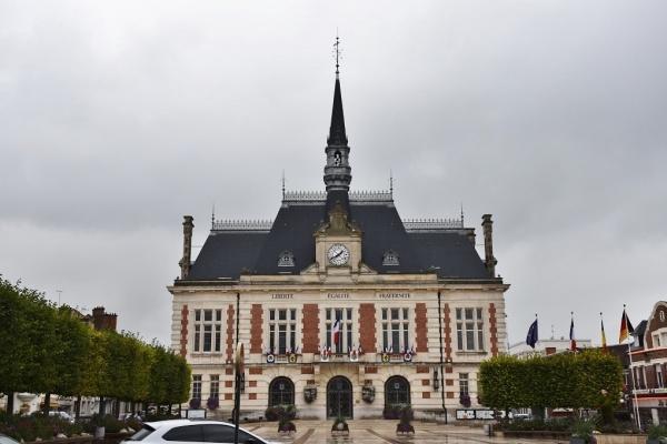 Photo Chauny - la Mairie