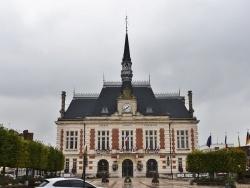 Photo paysage et monuments, Chauny - la Mairie