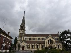 Photo paysage et monuments, Chauny - église Notre Dame