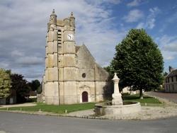Photo paysage et monuments, Chézy-en-Orxois - Église de Chézy