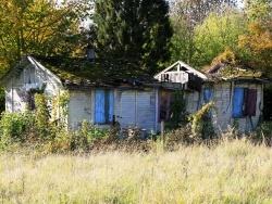Photo paysage et monuments, Chézy-en-Orxois - Couleurs du printemps ( rue de la gare)