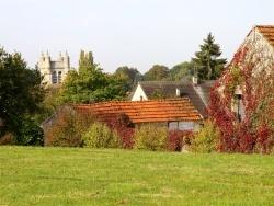 Photo paysage et monuments, Chézy-en-Orxois - Vue du stade