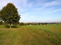 Photo paysage et monuments, Chézy-en-Orxois - Chemin près du stade