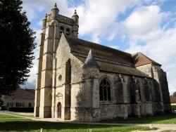 Photo paysage et monuments, Chézy-en-Orxois - Eglise de chézy