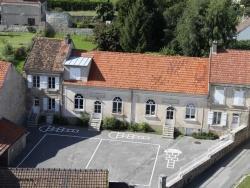 Photo paysage et monuments, Chézy-en-Orxois - Ecole de Chézy-en-Orxois