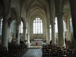 Photo paysage et monuments, Chézy-en-Orxois - Intérieur de Église de Chézy-en-Orxois
