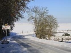 Photo paysage et monuments, Chézy-en-Orxois - Sortie de Chézy route de Dammard
