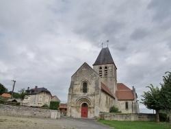 Photo paysage et monuments, Condé-sur-Aisne - église Saint Pierre Saint Paul