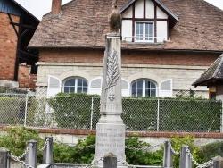 Photo paysage et monuments, Condé-sur-Aisne - le monument aux morts