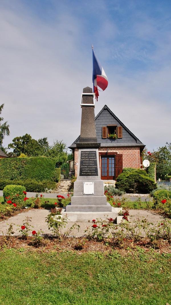 Photo Fontaine-lès-Vervins - Monument-aux-Morts