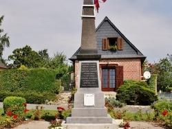 Photo paysage et monuments, Fontaine-lès-Vervins - Monument-aux-Morts