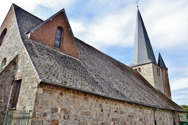 Photo Fontaine-lès-Vervins - L'église