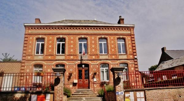 Photo Fontaine-lès-Vervins - La Mairie