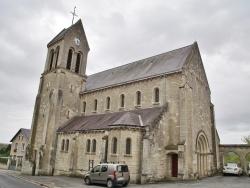 Photo paysage et monuments, Fontenoy - église Saint Remi