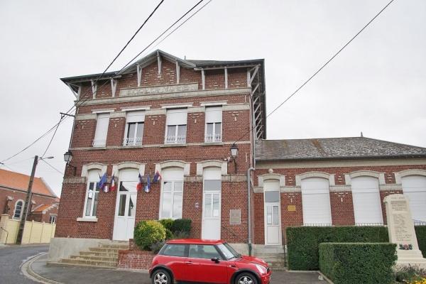 Photo Fresnes - la Mairie