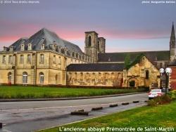 Ancienne abbaye de Saint-Martin