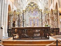 Photo paysage et monuments, Laon - la Cathédrale Notre Dame