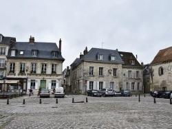 Photo paysage et monuments, Laon - la Ville