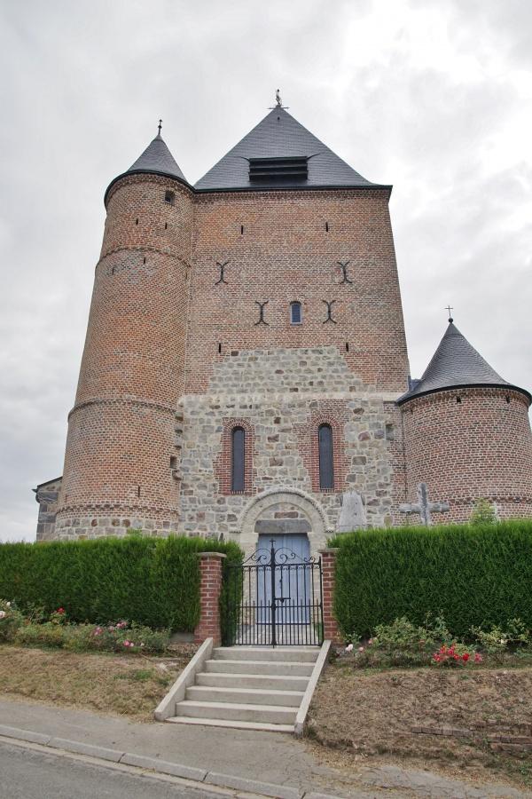 église Sainte Benoîte
