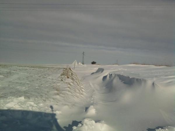 Photo Neuvillette - hiver 2012