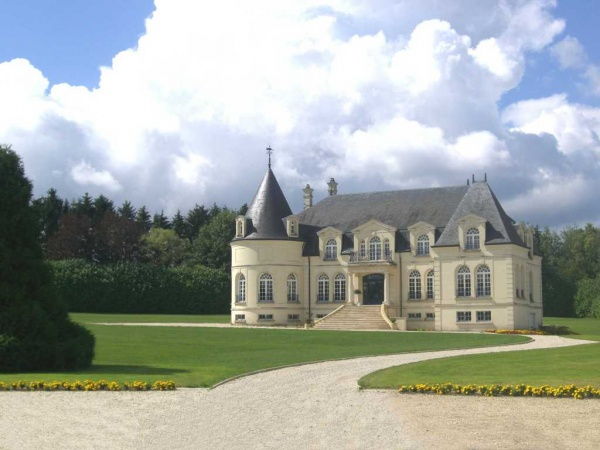 "Photo Nizy-le-Comte - ""Le chateau"""
